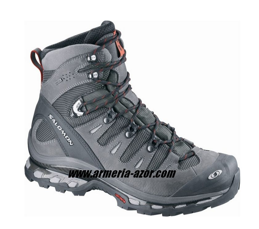Bota Salomon Quest 4D GTX Gris
